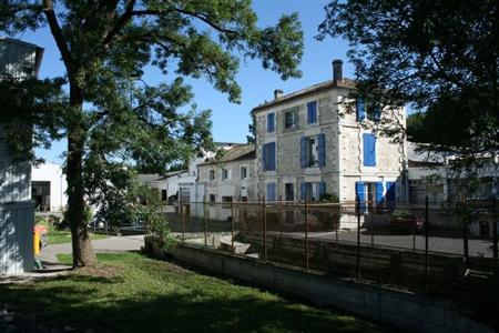 The La Maillerie site